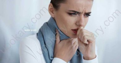 Mild cough during winter