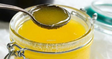 Ghee for good health