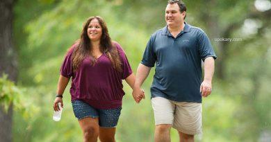 obesity couple