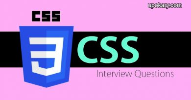 Advanced CSS interview questions