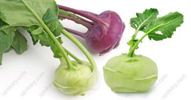 healthy kohlrabi