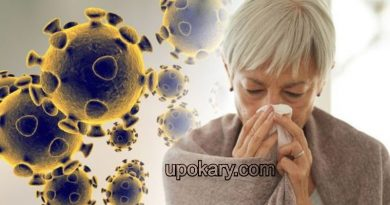 coronavirus elderly woman