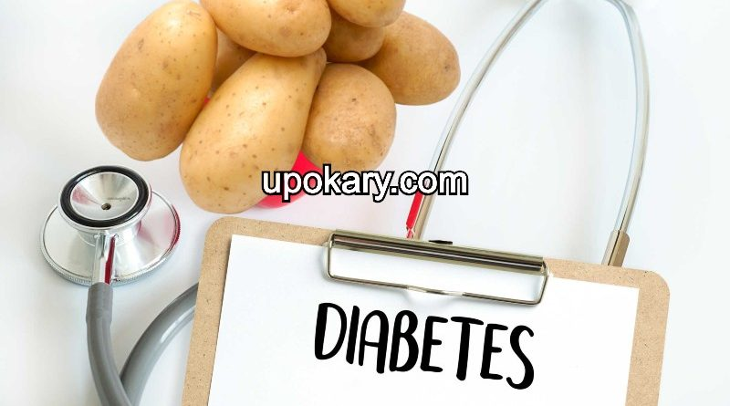 diabetes and potato