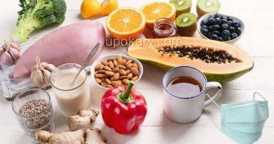 immunity food for coronavirus