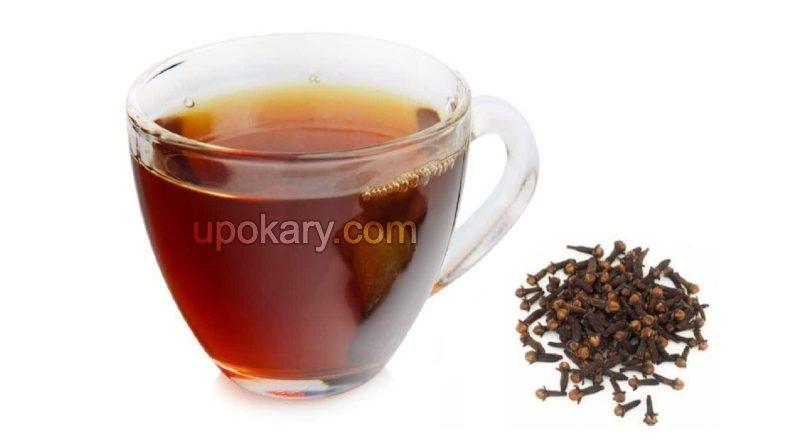 healthy clove tea