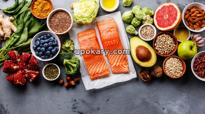healthy food foe age