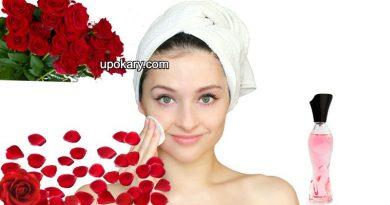 rose skin