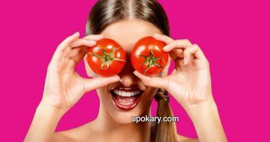 tomato skin