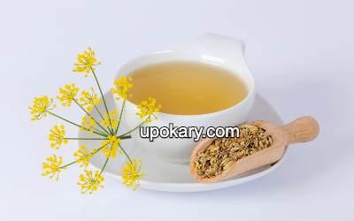 Herbal Fennel tea