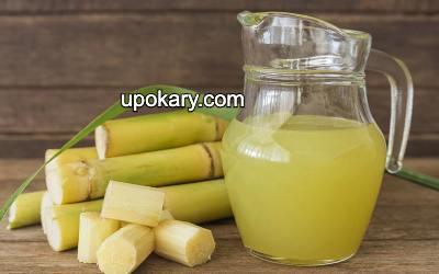 Sugarcane juice Electrolytes