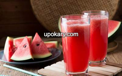 Watermelon Juice Electrolytes