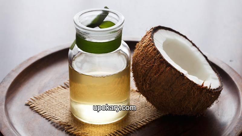 coconut oil skin