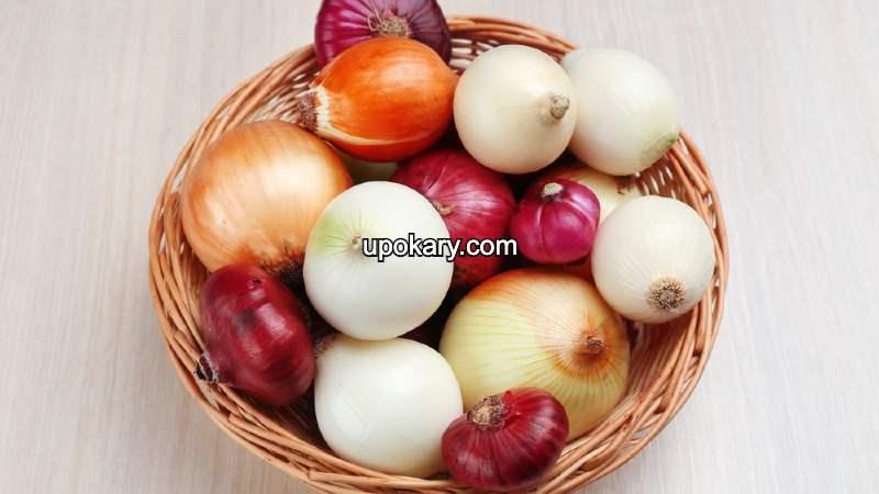 lice onion