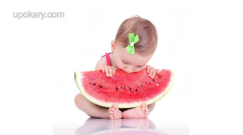 melon for baby