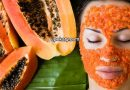 Papaya for skin