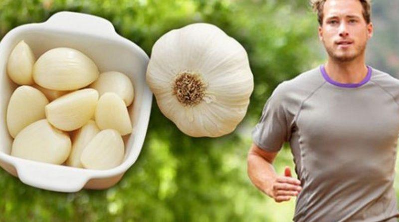garlic for men