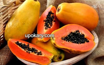 papaya benefit skin