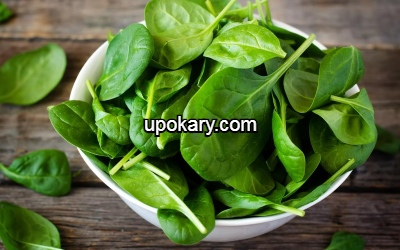 spinach for strock