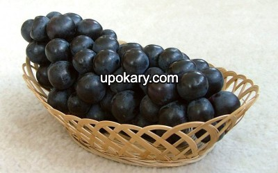 Black grapes health