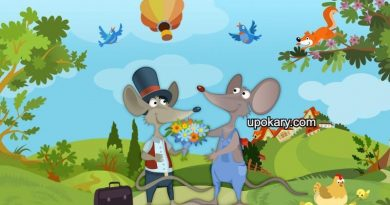 City Mouse and Village Mouse
