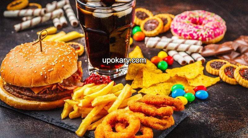 fast food bad
