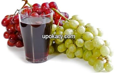 grapes juice