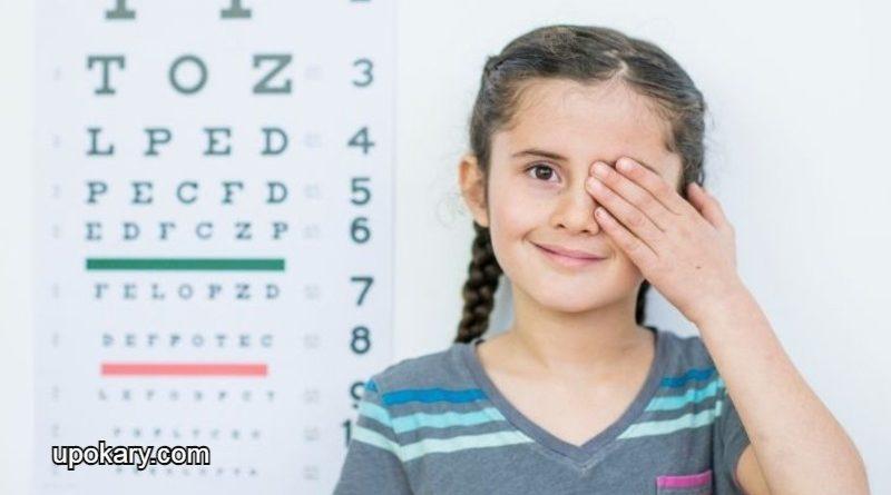 Eyepower childexamination