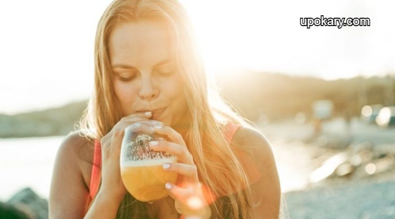 Healthy drinks for hot weather
