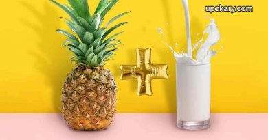 Milk Pineapple