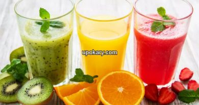 Vegetables and fruits juice