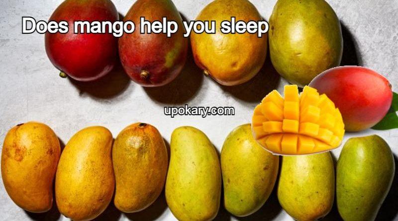 mangoforsleep
