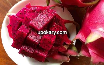 dragon fruit for woman fruit