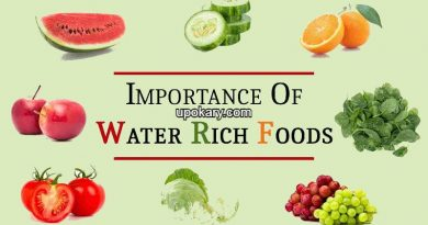 water rich foods